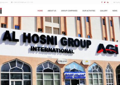Al Hosni Group International